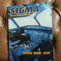 Sigma Kaleidoskop Dunia Ilmu no. 28 Airbus Baru : A320