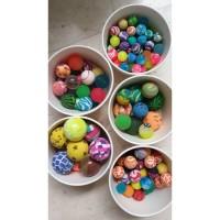 Bola Bekel SATUAN Berbagai Ukuran Bouncing Ball