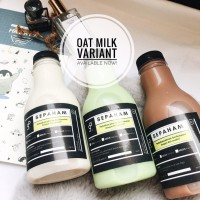 PROMO BUY 3 OAT MILK ONLY 55.000