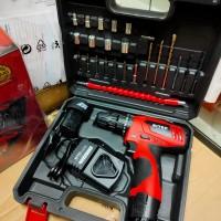 Mesin bor baterai BITEC 12V BID R12-2 LI-YS Battery impact drill 12 V