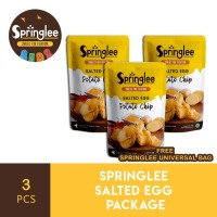 Salted Egg Potato Chips Package PROMO!!