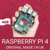 Raspberry Pi 4 Model B 4GB MADE IN UK