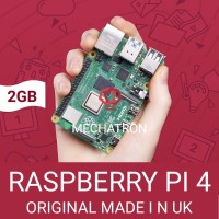 Raspberry Pi 4 Model B 2GB MADE IN UK