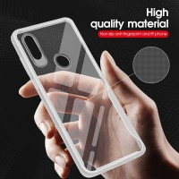 Xiaomi Redmi 6 Pro - Mi A2 Lite Soft Shell Auto Focus Jelly Soft Case - Bening