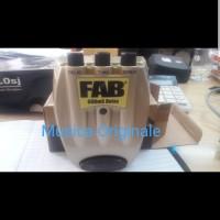 FAB Danelectro Efek Gitar Delay Cheap 600ms FAB Delay