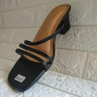 New Heels Kayonna Black