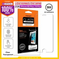 Tempered Glass iPhone 6+ / 6s+ Spigen Glas.tR Slim Screen Protector