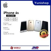 IPHONE 6S 32GB fullset second original mulus