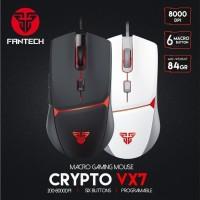 Fantech CRYPTO VX7 RGB - Macro Gaming Mouse