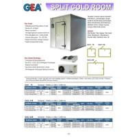 Gea -Split Cold Room Produk Sudah Dingin GAC 75