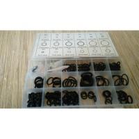 Import KARET RUBBER SEAL O RING SET 225 Pcs