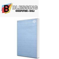"Hardisk External Seagate 4 TB 2.5"" Backup Plus Slim STHP4000402 L.Blue"