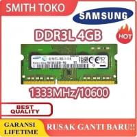 Ram laptop samsung SODIMM 4GB PC3L DDR3 DDR3-1333L 4G sodim