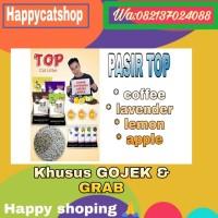 Pasir kucing Gumpel TOP 25 liter - PAKET 3 karung khusus GOjek ONLY