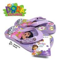 Sandal Anak Perempuan Dora The Explorer - Purple
