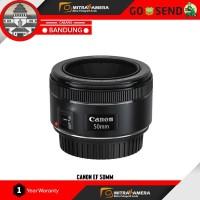 Lensa Canon EF 50mm F1.8