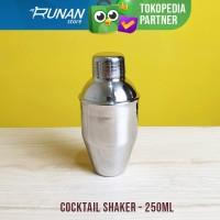 Cocktail Shaker 250ml Bartender Mixer 250 ml Bar Tools Stainless