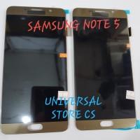 LCD 1SET SAMSUNG NOTE 5 / N9200