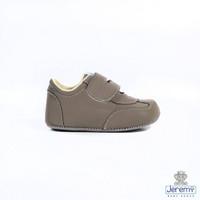 Sepatu Bayi   Sepatu Prewalker   Jeremy   Jack Series - Abu-abu, 4