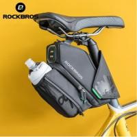Rockbros Tas Sadel Sepeda Lipat MTB Road Bike Waterproof Best Quality