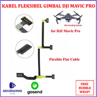 Kabel Gimbal Fleksibel DJI Mavic Pro V4W2 Flexible Gimbal Flat Drone