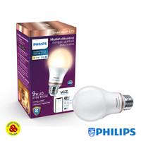 Philips Lampu LED 9W Putih Smart WiFi - Tunable 9 Watt White