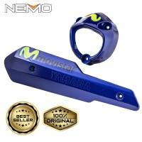 Pelindung dan Tutup Knalpot Movistar NEMO For Yamaha Jup Mx King