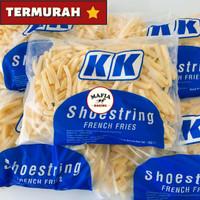 Kentang Goreng French Fries Premium Impor Belgia 1 kg
