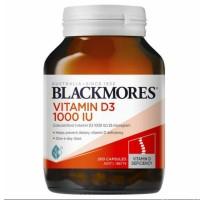 BLACKMORES VITAMIN D3 1000IU 200 TAB