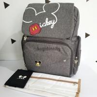 Tas Disney Original Touch Series Diaper Bag Ransel Bayi Kado Lahiran