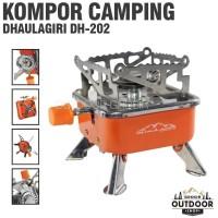 Kompor Kotak Dhaulagiri DH-202 - Kompor Camping Portable Outdoor