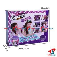 Mainan Bracelet Hair / Alat Kepang Rambut Otomatis