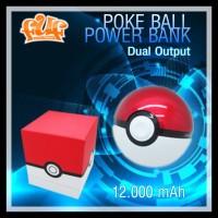 Power Bank PokeBall FUF 12.000 mAh (Dual Output)