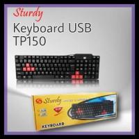 Keyboard USB TP150 Sturdy