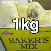 anchor bakers mix 1kg/repack 1 kilogram