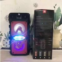 SALE Speaker Bluetooth Portabel Big Bass Karaoke KTS 1096