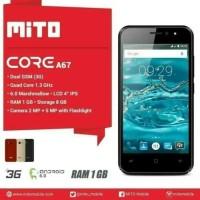 HP MITO A67 CORE - RAM 1GB ROM 8GB