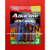 Baterai ABC Alkaline AA / A2 isi 7