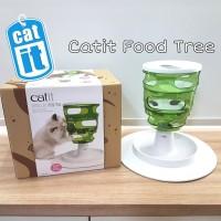 Catit Food Tree / Tempat Makanan Mainan Kucing Interaktif