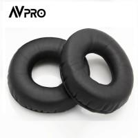 AVPRO Artificial Leather Cushion for Sennheiser HD25 Series 7cm BLACK