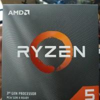 AMD Ryzen 5 3600 box 3.6Ghz Up to 4.2Ghz Cache 32MB 65W AM4 6 cores