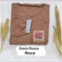 Gamis Moana Basic Size S M L XL | BUSUI FRIENDLY