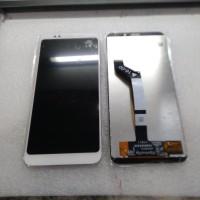 LCD TOUCHSCREEN XIAOMI REDMI 5 PLUS WHITE ORIGINAL BEKAS COPOTAN