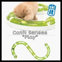 Catit Play Circuit / Mainan Interaktif Kucing