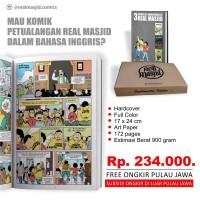 Komik 3 Complete Adventures of Real Masjid 3CA Buku Islami bhs Inggris