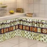 Hordeng kolong dapur / hordeng kolong wastafel - lv