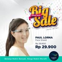 [BIG SALE] PAUL LORNA Protective Face Shield