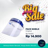 [BIG SALE] FACE SHIELD Berkualitas