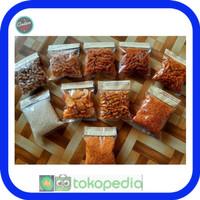 BEST Makaroni bantet variasi mix (bantet, uril, bihun kremes, seblak
