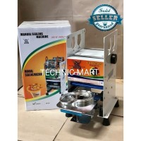 Mesin Cup Sealer Eton Seagull ET D1 Gelas 12-22oz tools n parts
